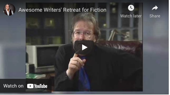 An Awesome Retreat for Fiction Writers