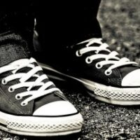 Sneakers, Panhandlers & Why I Play the Lottery